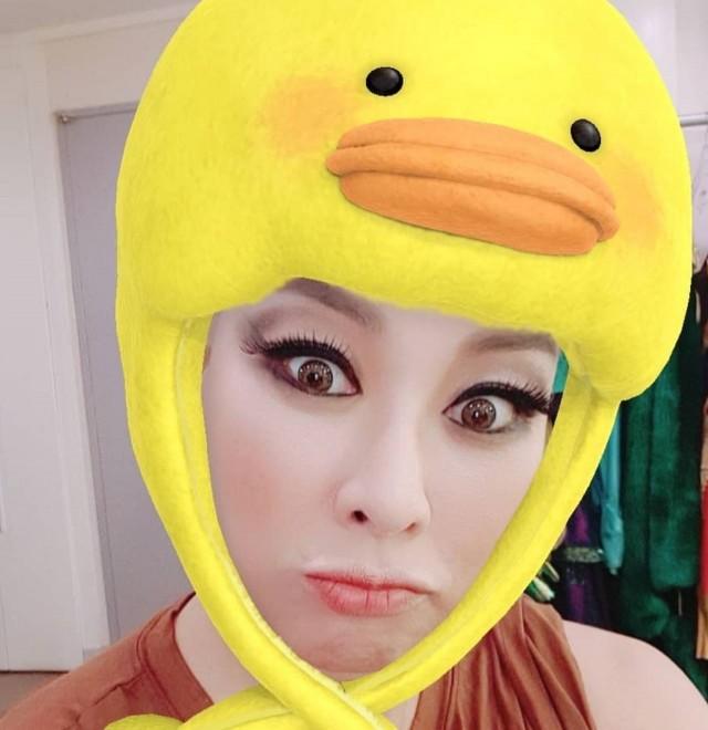 사진=정영주 SNS