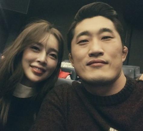 사진=김동현 인스타그램