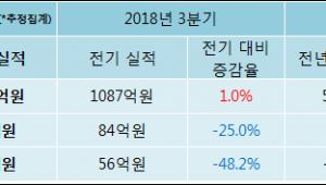 [ET투자뉴스]백산, 18년4분기 실적 발표
