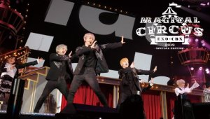 엑소-첸백시, 오는 4월 日서 '스페셜 에디션 콘서트' 개최
