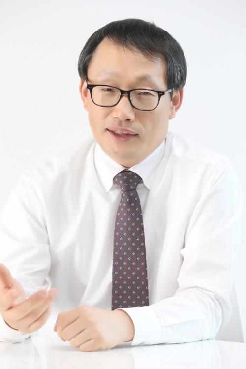 한국가상증강현실산업협회 구현모 신임 회장(KT 사장) [사진=한국가상증강현실산업협회]