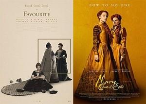 """""""여왕은 괴로워!"""" 여왕의 생을 다룬 개봉작, '더 페이버릿: 여왕의 여자'&'메리, 퀸 오브 스코틀랜드'"""
