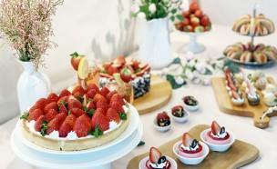 이랜드크루즈, 한강에서 즐기는 딸기페스티벌