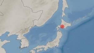 일본 지진, 홋카이도…진도 5.7 지진 발생, 쓰나미 우려 없을 것