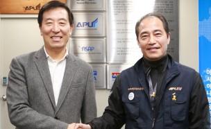 아시아나항공, 노사 합동 '안전운항 비전 선포식' 가져