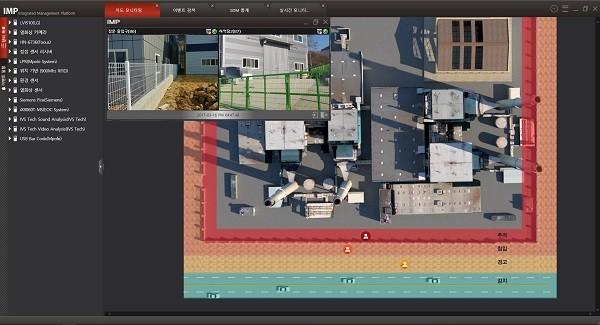 LiDAR 기반 외곽 침입 탐지 솔루션