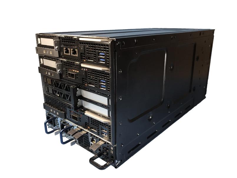 HPE Edgeline EL8000 컨버지드 엣지 시스템(Converged Edge System), 사진제공 = HPE