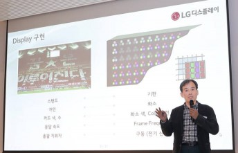"LGD ""OLED, 대형은 증착·IT패널은 잉크젯 프린팅으로 이원화"""