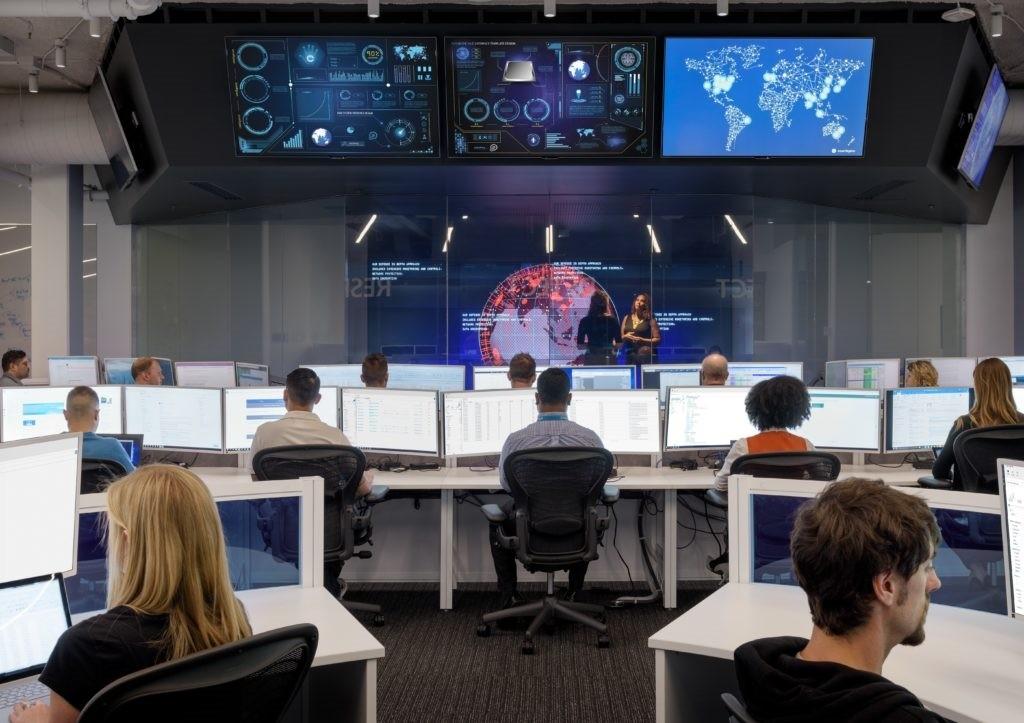 마이크로소프트의 클라우드와 AI기반 통합 보안솔루션 애저 센티널, 사진 = 마이크로소프트
