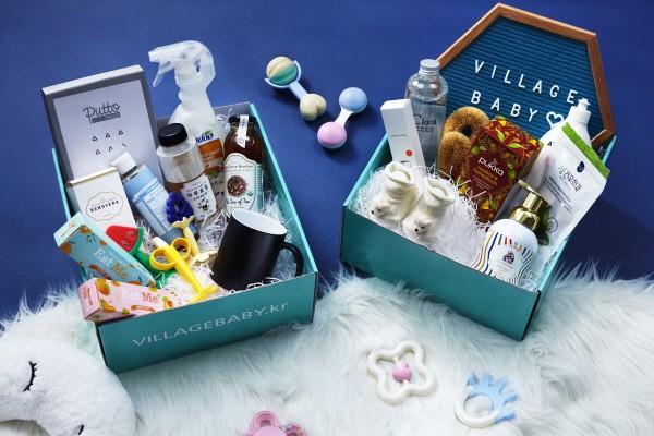 빌리지 베이비, '임신·출산 단계별 선물 구독 서비스' 선보여