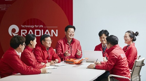 바이오진단기업 라디안큐바이오 '세계 최초 무(無)전원 혈액 전처리 키트' 개발