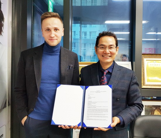 ATAclub-longenesis, 생활 스포츠 플랫폼 성공 위한 파트너십 계약 체결