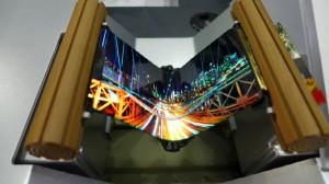 '삼성 추격' BOE, 터치 일체형 플렉시블 OLED 라인 만든다