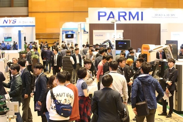 A Glimpse into the Fourth Industrial Revolution through Electronics Manufacturing Korea 2019