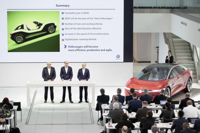 폭스바겐, 2023년까지 디지털화에 46억 유로 투자