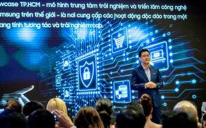 '삼성 쇼케이스', 베트남 호찌민에 개관