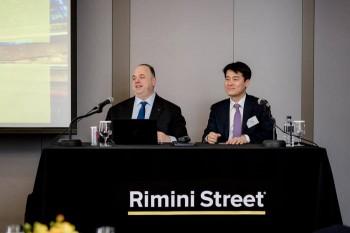 """세스 레이빈 리미니스트리트 CEO """"한국 올해부터 본격 성장세...투자·지원 아끼지 않을 것"""""""