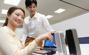 LG전자, 휴대용 공기청정기 '퓨리케어 미니' 출시