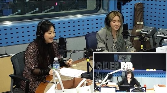 사진=SBS 파워FM '최화정의 파워타임' 방송화면 캡처