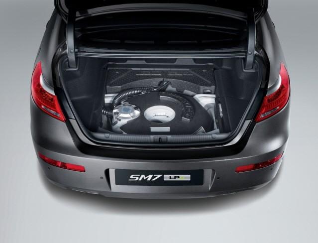르노삼성, SM6·SM7 LPG 일반 시판…가솔린보다 150만원 낮아