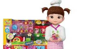 """""""영유아 탐구심 쑥!"""", 영실업 '콩순이 말하는 사탕가게' 출시"""