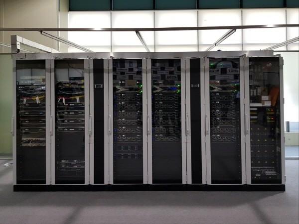 리탈 및 ABB 기술 적용… 5G 기반 엣지 데이터 센터 구축