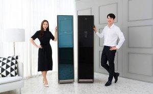 삼성 의류청정기 '에어드레서' 블랙에디션 출시