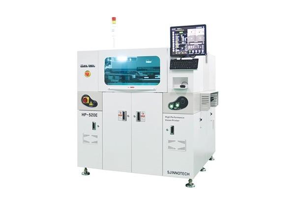 [EMK 2019] Screen Printer Specialist Company 'SJ INNO TECH' Participates in EMK 2019