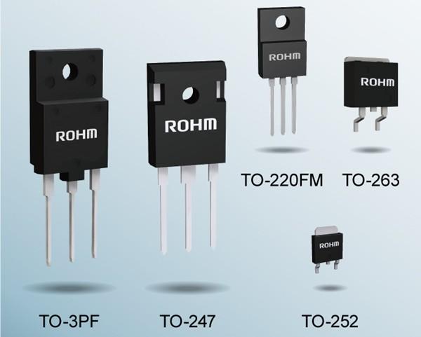 로옴, MOSFET PrestoMOS에 'R60xxJNx 시리즈' 30기종 라인업 구비