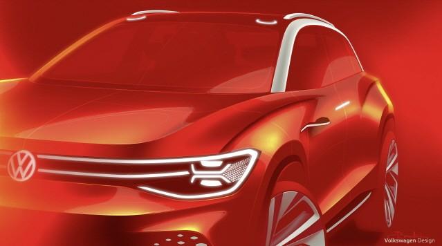 폭스바겐, 상하이오토쇼에 대형 전기 SUV 출품