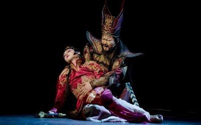 [ET-ENT 국악] 국립창극단 '패왕별희' 경극을 품은 창극, 감정과 정서의 이동을 자연스럽게 안내한 디테일
