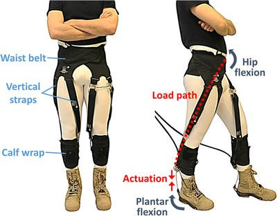 자료=biodesign.seas.harvard.edu/soft-exosuits