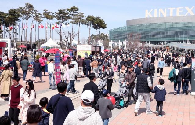 2019서울모터쇼, 관람객 62만8000여 명 기록하고 폐막