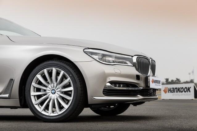한국타이어, BMW 드라이빙 센터 타이어 독점 공급 연장