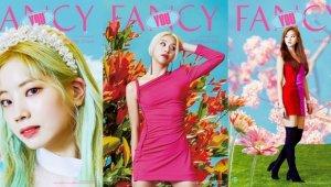 트와이스 다현·채영·쯔위, 신곡 'FANCY'티저서 반전 매혹 공개…'탈 급식단의 도도매력'