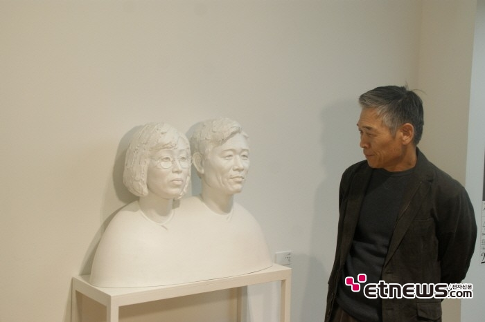 11일 서울 종로구 세종문화회관 세종미술관에서는 정태춘·박은옥 40주년 기념 트리뷰트 전시회 '다시, 건너간다' 기자간담회가 개최됐다.