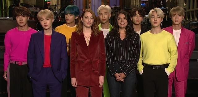 사진 = Saturday Night Live 유튜브 채널 캡쳐