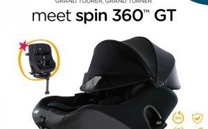 조이, '스핀 360 GT' 공식 출시…21일까지 할인혜택 제공