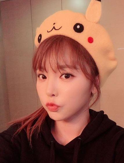 사진=홍진영 인스타그램 캡쳐