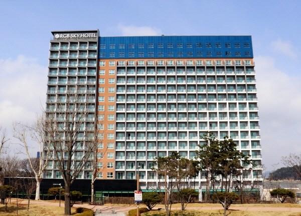 영종도를 대표하는 호텔, RGB SKY HOTEL 4월 오픈