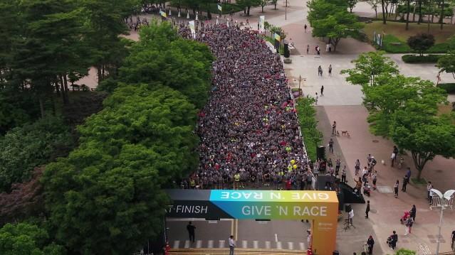 메르세데스-벤츠, '제4회 기브앤레이스(GIVE 'N RACE)' 참가자 모집
