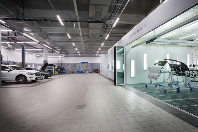 볼보자동차코리아, 문래 서비스센터 신규 오픈