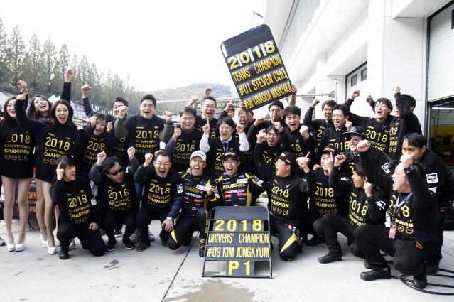 한국타이어, '2019 CJ대한통운 슈퍼레이스 챔피언십' 출격