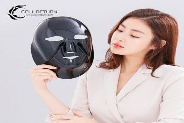 CellReturn's LED Mask Black Edition