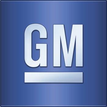 제너럴모터스(GM) 로고