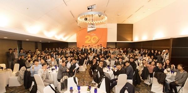 인공지능 기업 코난테크놀로지, 창립 20주년 기념식 성황리 개최