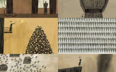 [ET-ENT 갤러리] '그림책NOW'展(2) 단순화와 집중을 통한 통찰
