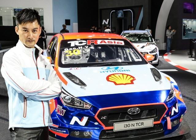 현대차, 중국서 모터스포츠 한류 일으킨다