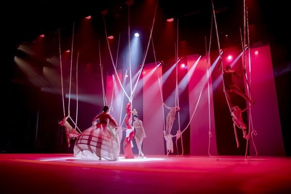 <국립무용단 '넥스트 스텝 Ⅱ' 중 'printemps(봄)' 공연사진. 사진=국립극장 제공>