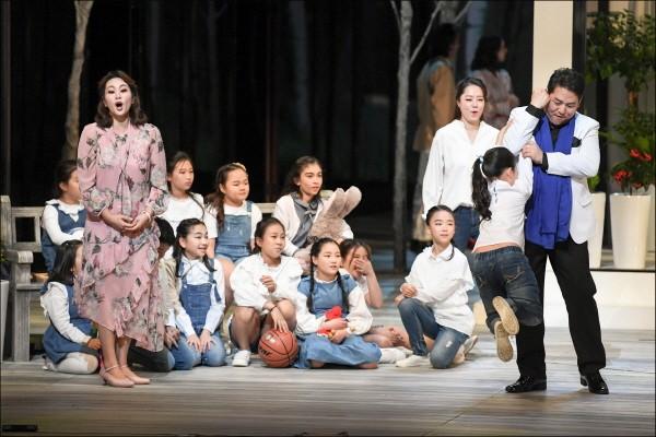 서울시오페라단 '베르테르' 공연사진. 사진=세종문화회관 제공